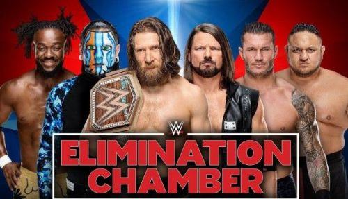 This will be Daniel Bryan's third WWE Title defense.
