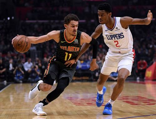 Atlanta Hawks have found some great players in the draft and Trae Young seems to be one of them