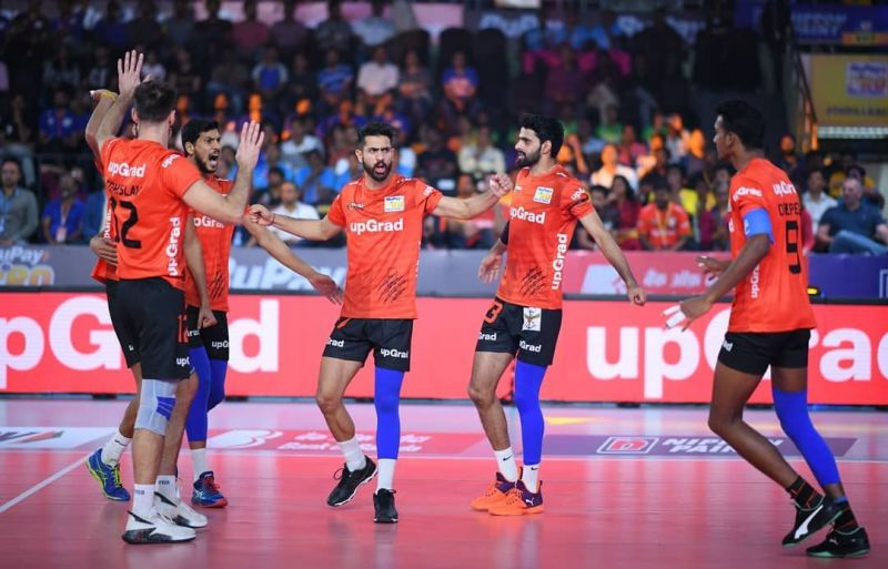 U Mumba picked up their first win of the campaign