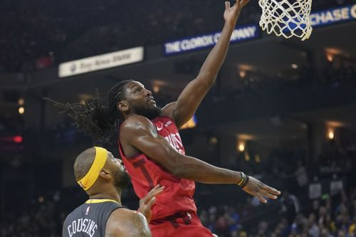 Kenneth Faried signed with the Rockets just over a month ago. Credit: The Dream Shake