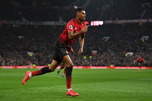 4fc931cc6 Marcus Rashford is making his dreams come true at the Theater Of Dreams