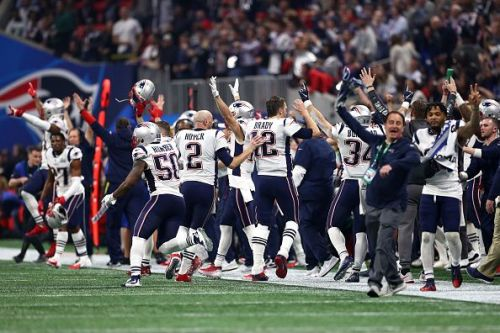 Super Bowl LIII was New England's sixth championship
