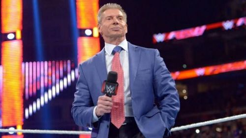 Vince McMahon - Chairman of WWE
