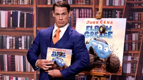 Cena has another book coming out!