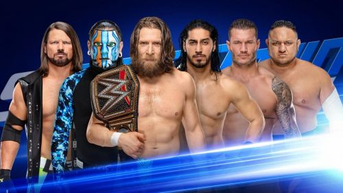 SmackDown Live needs to shake up the product this week