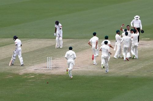 Australia v Sri Lanka - 2nd Test: Day 4