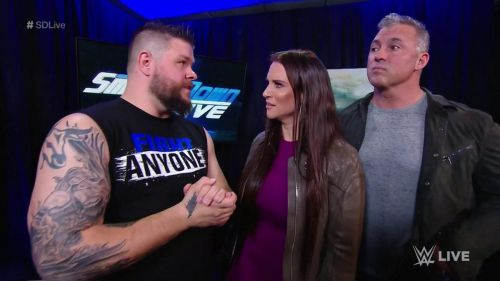 Kevin Owens' big return now changes everything on SmackDown Live