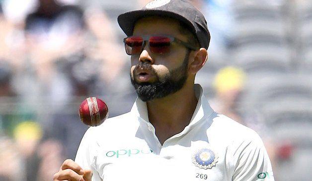 Virat Kohli - Still the No 1 batsman in Tests.