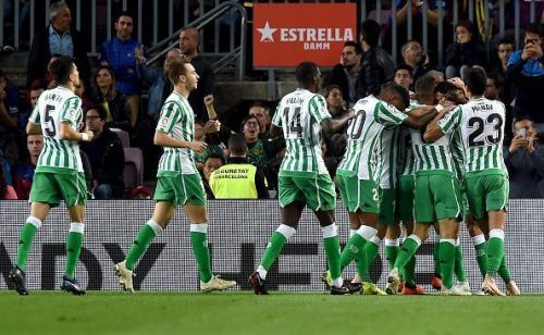 Can Real Betis take one step further into a dream final appearance at their home?