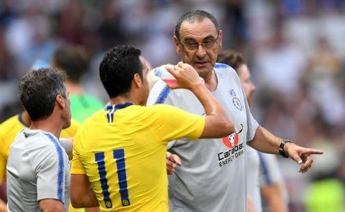 Maurizio Sarr's tenure at Chelsea has come under the microscope