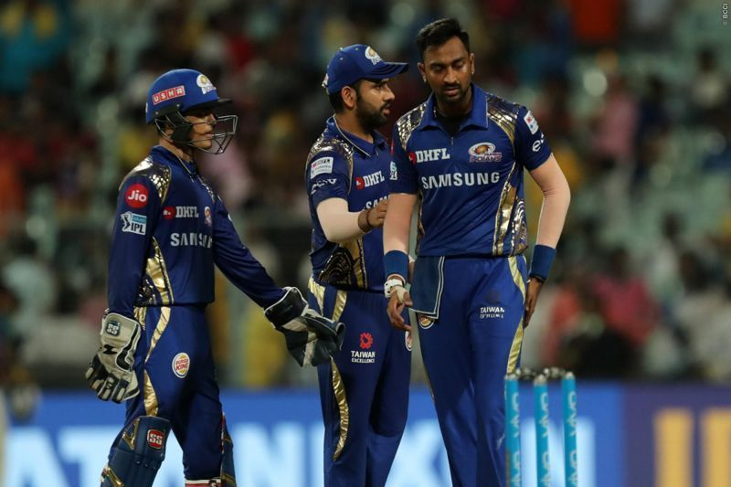 Mumbai Indians have won the IPL on three occasions