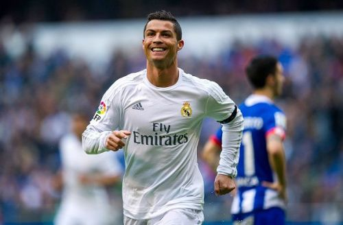 Cristiano Ronaldo left Real Madrid to join Juventus last summer