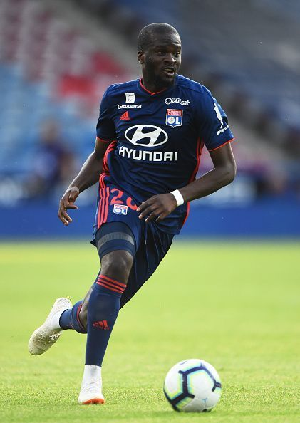 Anindomitablee mentality separates Ndombele from the rest of his teammates.