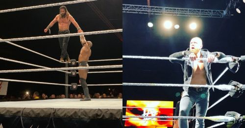 An ode to the Phenom and a babyface Ambrose - WWE Saskatoon delivered some big moments.