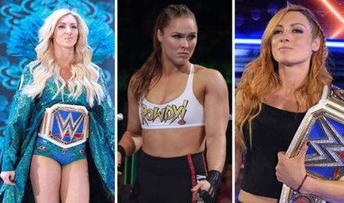 These three women were always destined to be in the WrestleMania main event match