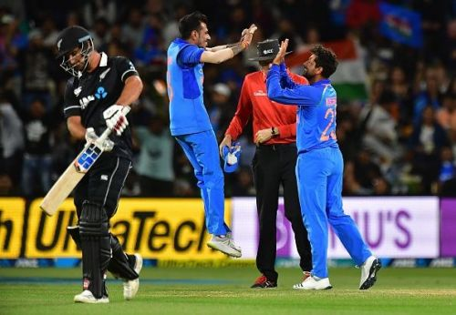 Chahal and Kuldeep have been instrumental to India's recent successes in limited-overs formats