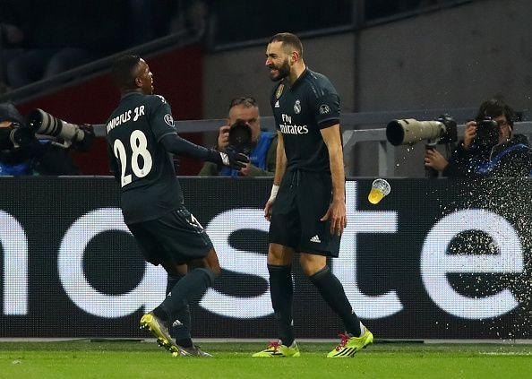 United want Benzema
