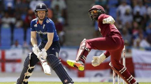 West Indies v England