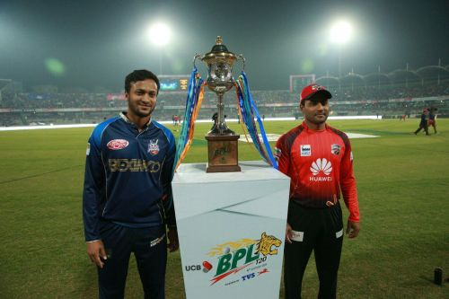BPL2019 FINAL DHAKA VS COMILLA