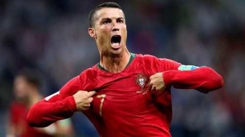 Cristiano Ronaldo's attitude did not sit well with the fans from Iceland
