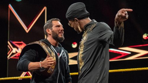 A new season of NXT kickstarted on the right note