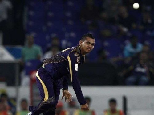Narine is one of the biggest assets of KKR
