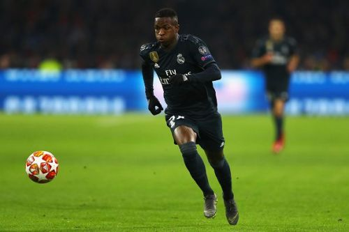 Vinicius has been electric for Madrid