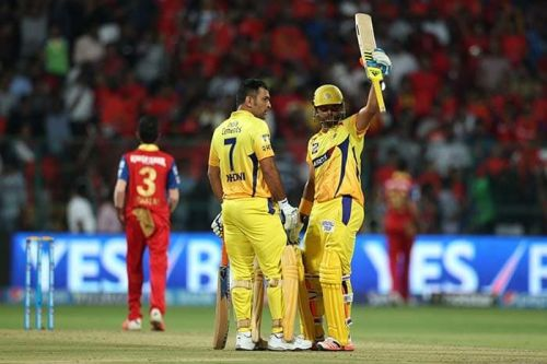 Dhoni and Raina have been phenomenal for CSK over the years
