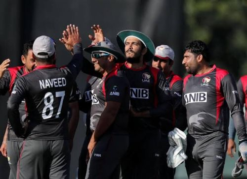 UAE eye reversal in final T20I.