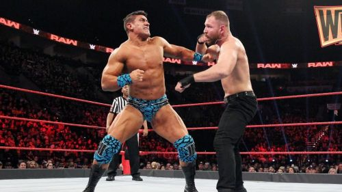 EC3 had the perfect response for Dean Ambrose