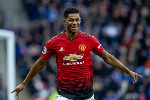 Marcus Rashford has been in scintillating form under Ole Gunnar Solskjaer