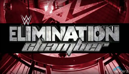 WWE Elimination Chamber Logo