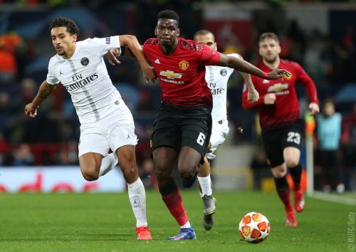 uefa champions league 2018 19 twitter goes berserk as manchester united lose 0 2 to psg. Black Bedroom Furniture Sets. Home Design Ideas