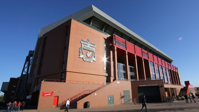Anfield is home to the six-time European champions,