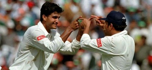 Sourav Ganguly brought about the aggressive nature in Indian cricket.