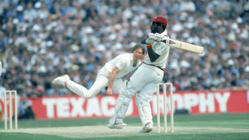 Image result for vivian richards batting