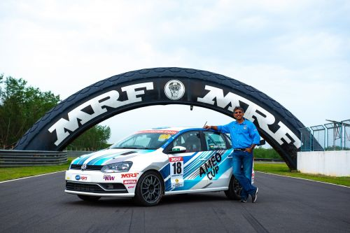 Mr Sirish Vissa - Head of VW Motorsport India