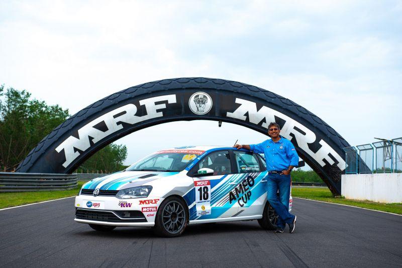 Mr Sirish Vissa - Head of VW Motorsport India