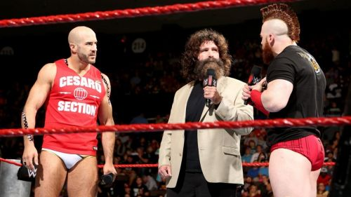 The Bar is the real deal now in the tag team division