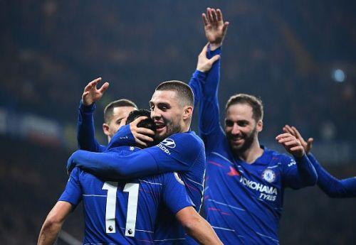 Chelsea FC 2-0 Tottenham Hotspur - Something is going right.