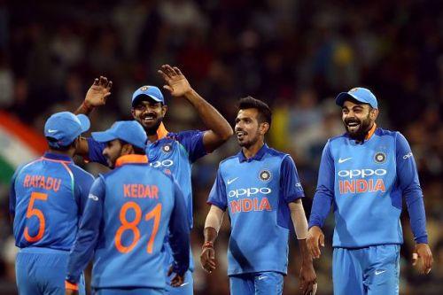 New Zealand v India - ODI Game 2