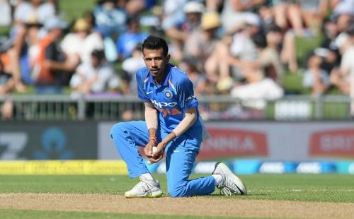 Chahal came into limelight for his performances in the IPL