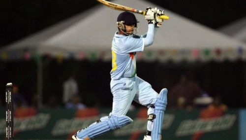 Kohli too batted at no.3 for the Indian U-19 team in the 2008 U-19 World Cup