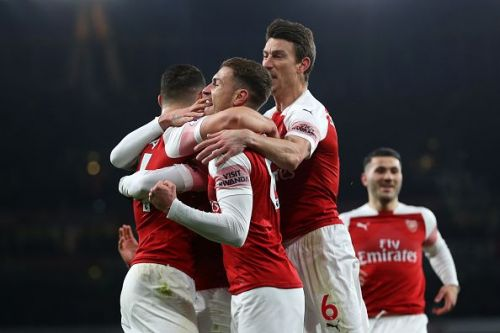 Will Arsenal be the first major casualty in the round of 16 fixtures of the Europa league?