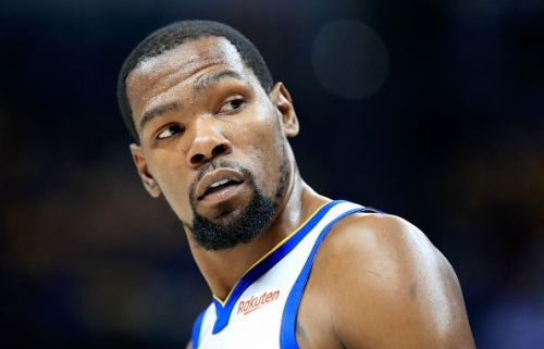 Kevin Durant is averaging 27.5 points, 7.1 rebounds and 6.0 assists per game this season
