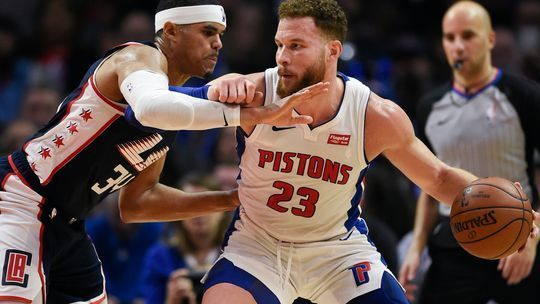 Blake Griffin was named an All-Star reserve from the East recently.