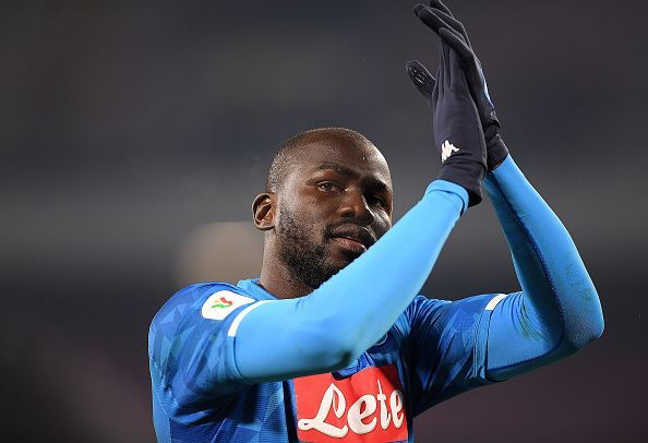 Kalidou Koulibaly is arguably one of the best centre backs in the world