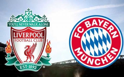 Liverpool and Bayern Munich