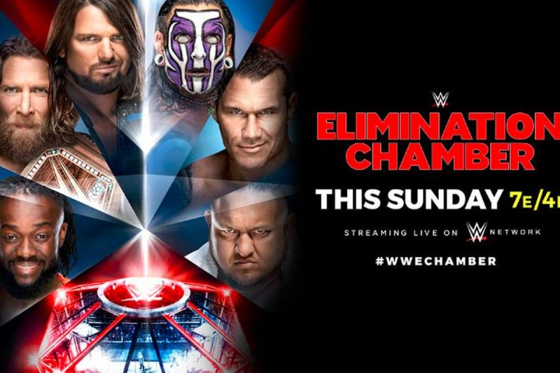 This will likely be the main event of Elimination Chamber 2019.