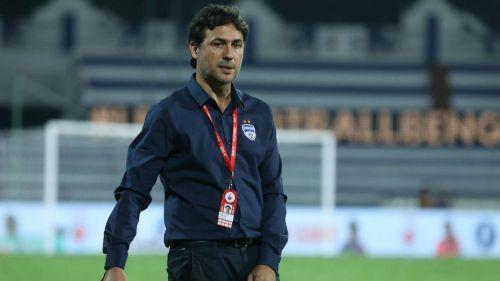 Bengaluru FC coach Carles Cuadrat addressed the media ahead of the game against Kerala